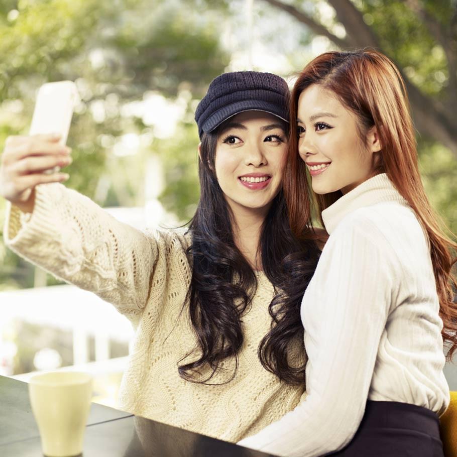 Tips Ampuh Selfie Tanpa Filter