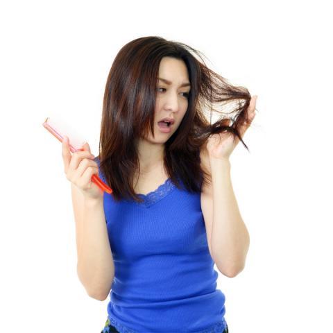 Trik Jitu Agar Rambut Anti-Rontok