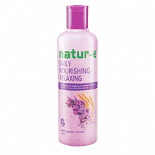 Natur-E Ungu Relaxing Hand & Body Lotion 245 ml