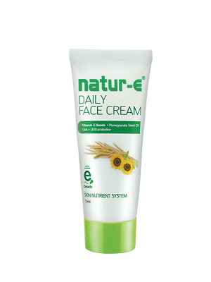 Natur-E Hijau Face Cream