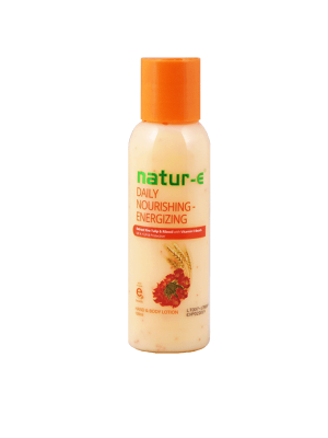 Natur-E Orange Energizing Hand & Body Lotion 100 ml