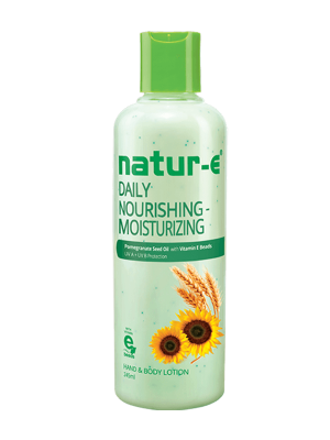 Natur-E Hijau Hand & Body Lotion 245 ml