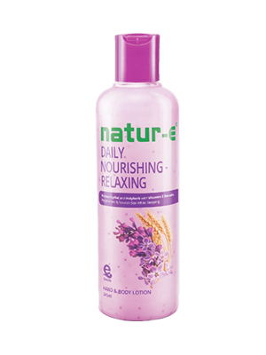 Natur-E Ungu Relaxing Hand & Body Lotion 245 ml