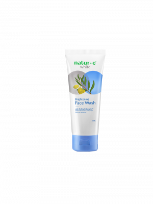 Natur-E White Brightening Face Wash