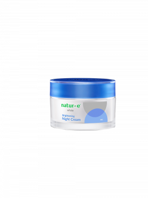 Natur-E White Brightening Night Cream
