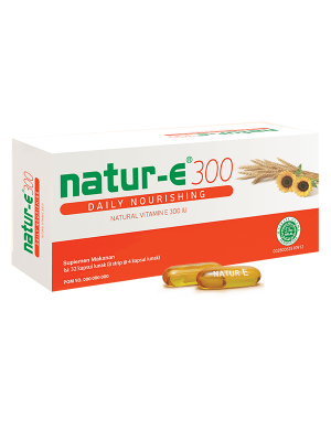 Natur-E Orange 300 Soft Capsule 32s