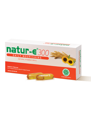 Natur-E Orange 300 Soft Capsule 16s