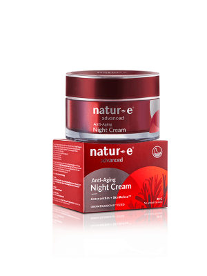 Natur-E Advanced Anti-Aging Night Cream