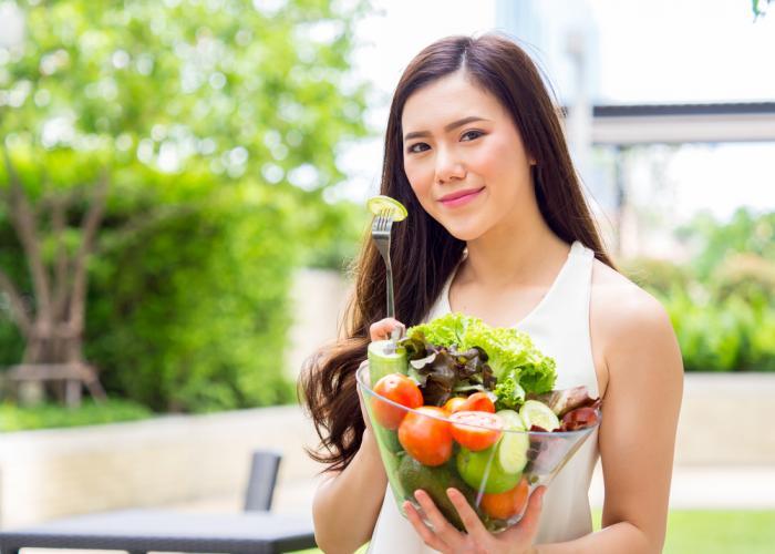 Kecantikan Muncul dari Pola Makan Sehat yang Terjaga, Ini 5 Tipsnya!